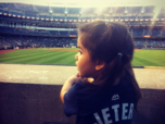 BASEBALL: [EMBED] Derek Jeter's Cutest Fans Say Farewell - September 25