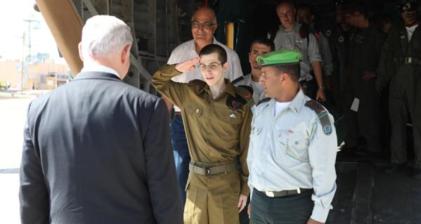 Israel swaps Palestinian prisoners for Gilad Shalit